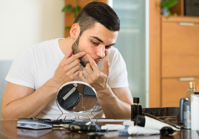 髭の永久脱毛で起きた失敗例とその理由