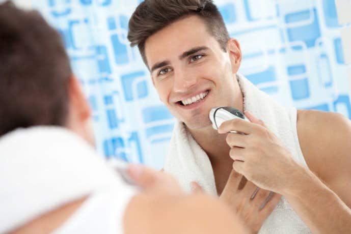 髭脱毛で得られる効果