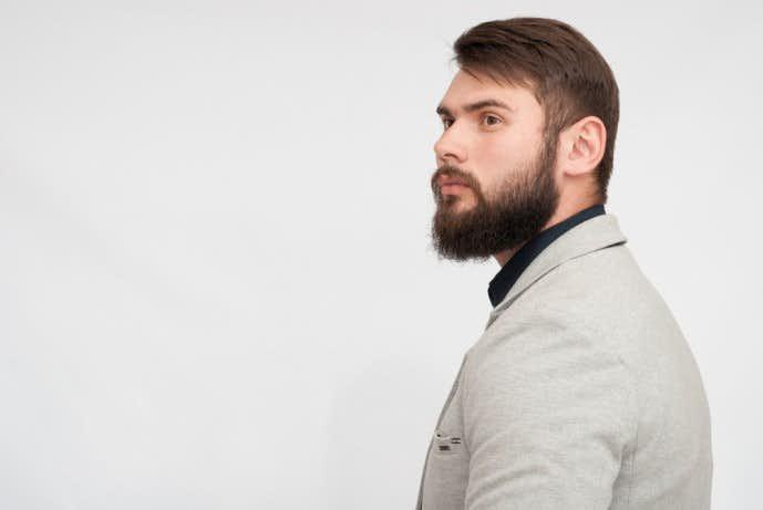 濃い髭になってしまう原因
