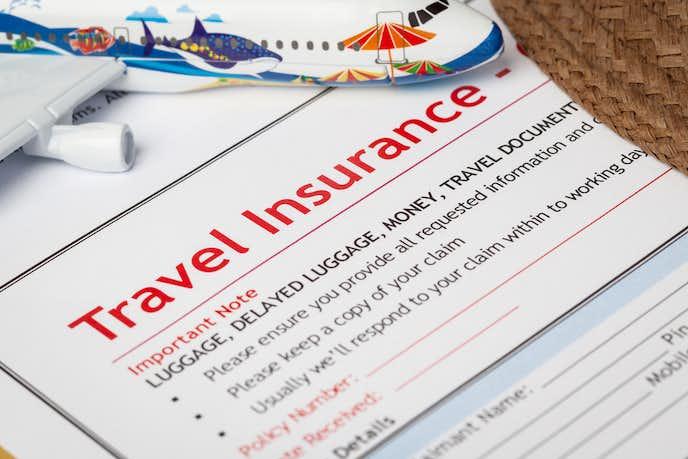 AMEXスカイトラベラーカードの海外旅行保険の内容