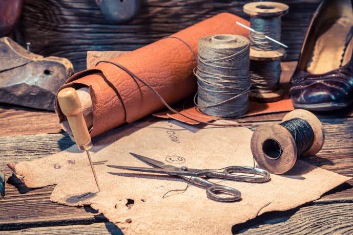 合皮と本革の違い