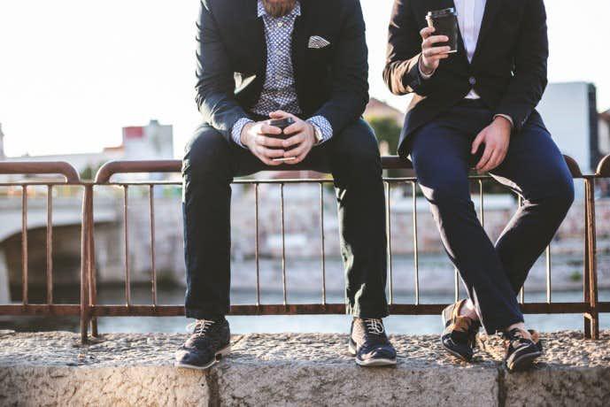 仕事や恋愛に役立つコミュ力の鍛え方