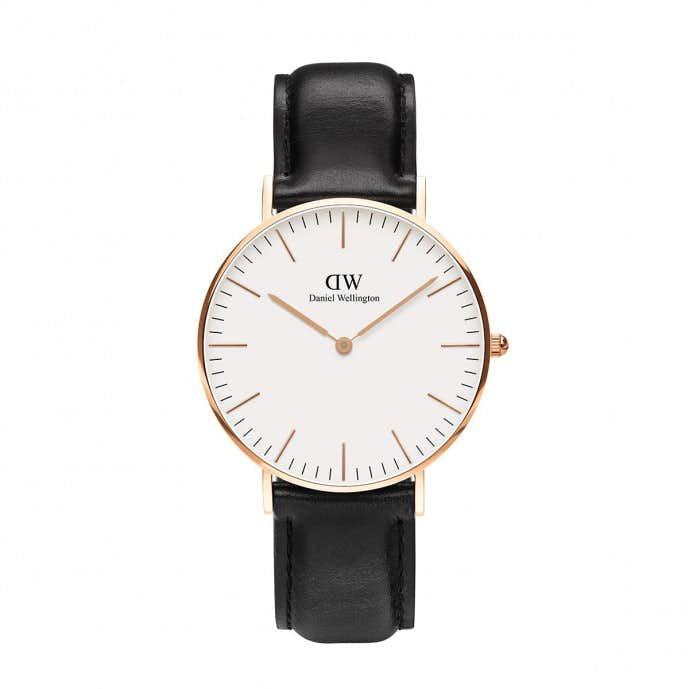 おすすめランキング1位のダニエルウェリントンの時計(石原さとみ着用クラシックモデル)