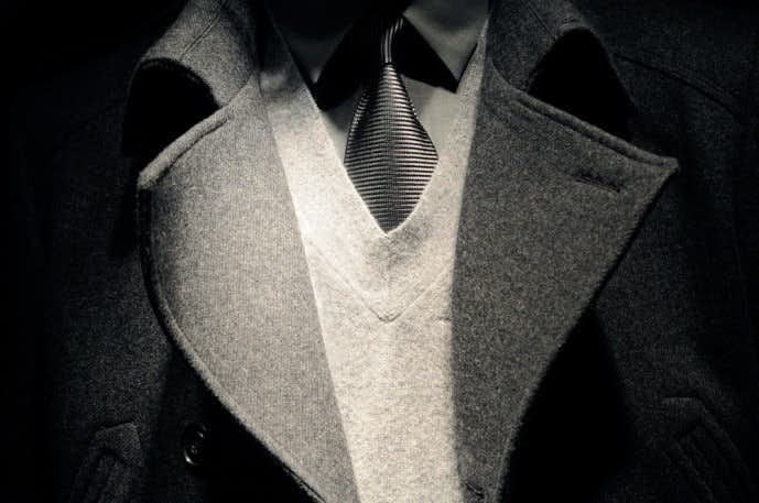 ビジネスマンに着用して欲しいメンズコート