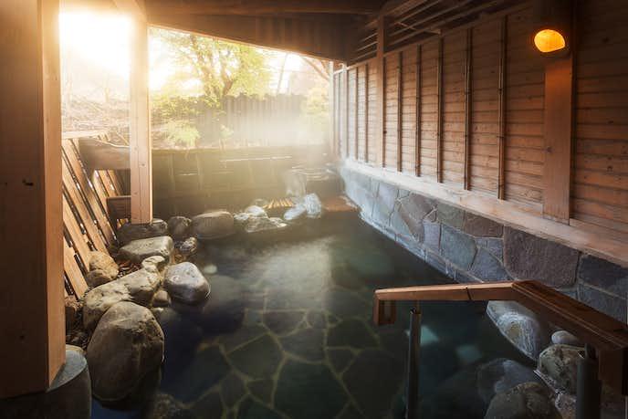 星野リゾートの湯宿
