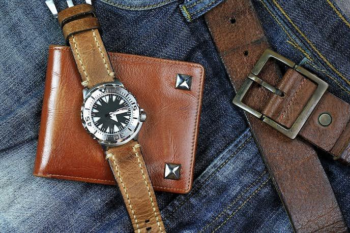 ディーゼルの時計
