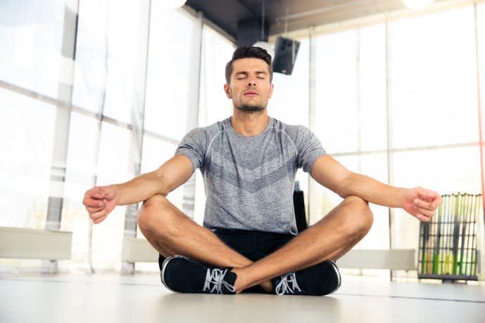 マインドフルネスの瞑想