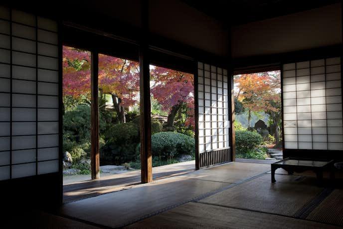 温泉デートおすすめスポット③ 水月ホテル鴎外荘