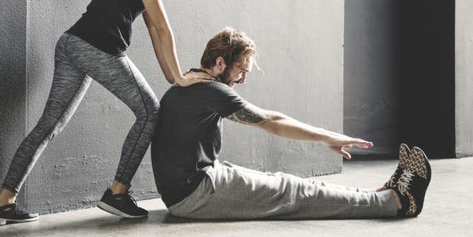 柔軟ストレッチで体を柔らかくする方法