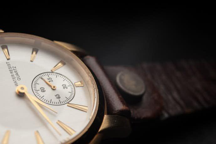 日本が誇るSEIKOの腕時計