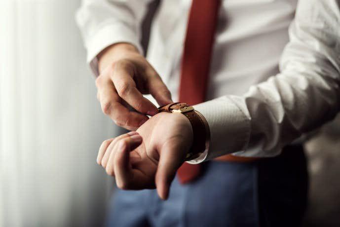 ポール・スミスの腕時計
