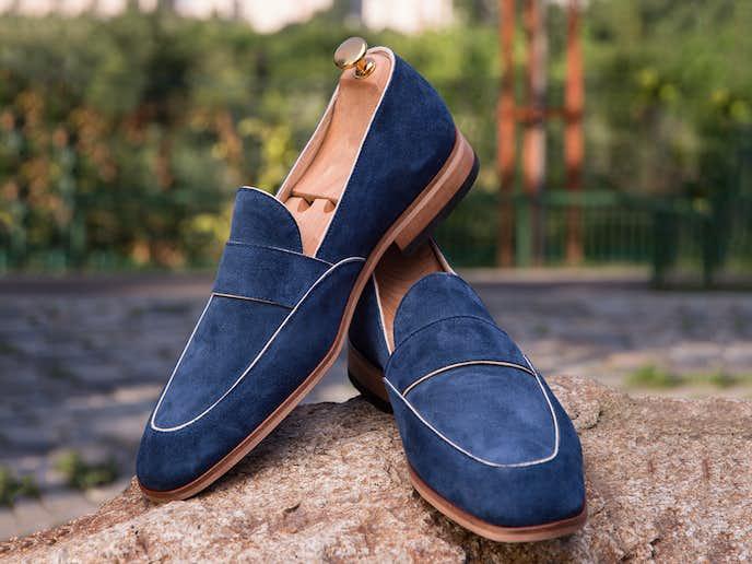 スエード靴の手入れ方法
