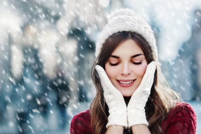 女性へのプレゼントに手袋