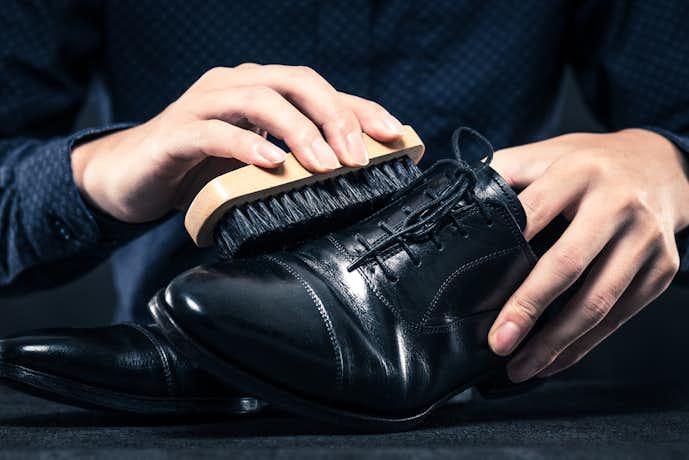 ビジネスマンは靴を磨くべき理由