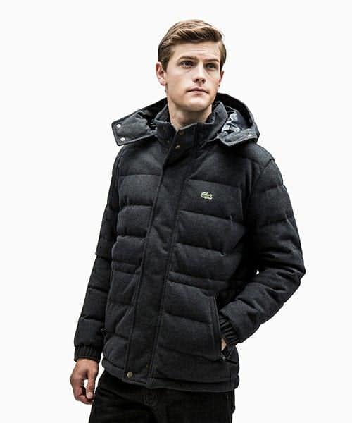 ダウンジャケットの人気ブランド