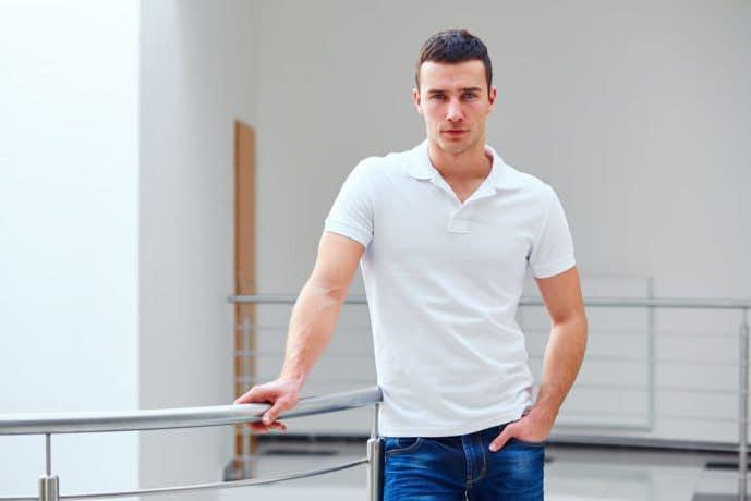 ラルフローレン風の人気メンズポロシャツ