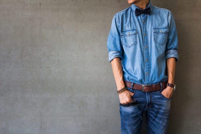 デニムシャツのおすすめブランドランキング